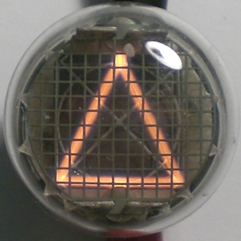 The triangle symbol