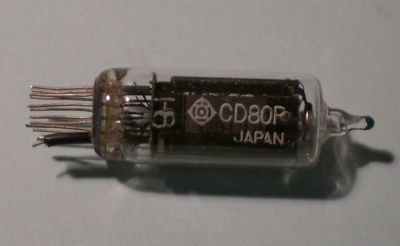 The CD80P in state of rest