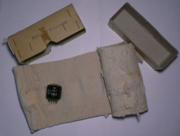 The original box of the GA-1