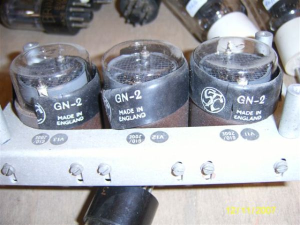 The GN-2 module with three tubes