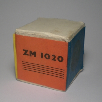 The box of the ZM1020